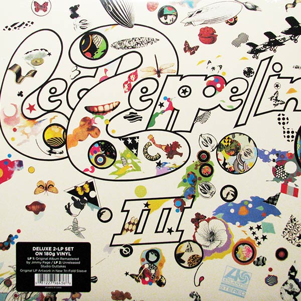 Led Zeppelin III Deluxe
